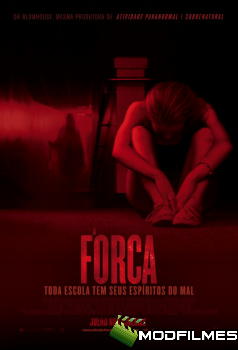 Capa do Filme A Forca