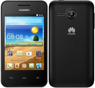 Spesifikasi Huawei Ascend Y221