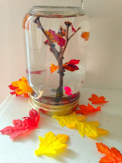 Maple Tree Leaf Globe