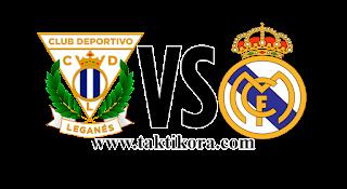 مشاهدة مباراة ريال مدريد وليجانيس بث مباشر اليوم 1-9-2018 الدوري الإسباني