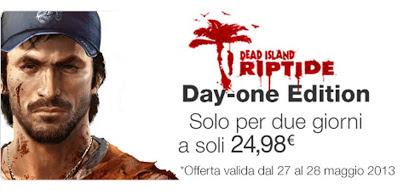 Dead Island Riptide (sconto su Amazon)