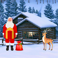BigEscapeGames Big Santa Land Escape