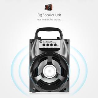 portatile bluetooth speaker ms-226bt