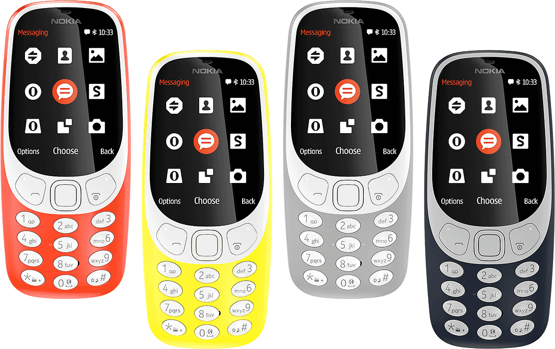 Nokia 3310 In Different Colors And Views Kenya Price | Daily Updates