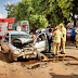 Homem morre após ser baleado e bater o carro em Ceilândia