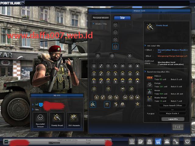 Script P90 AIM++ No Recoil dengan Title