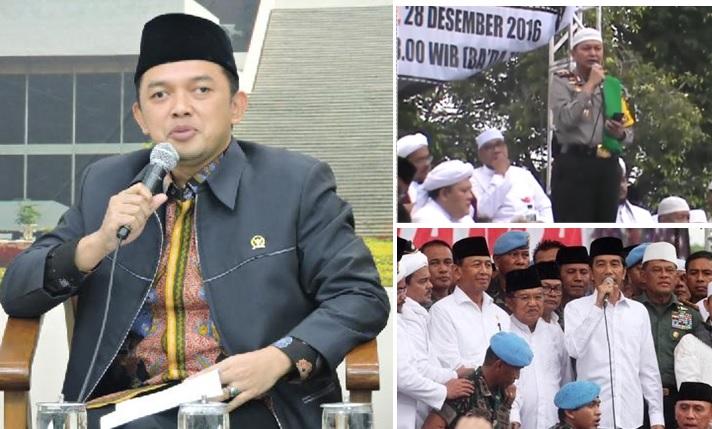 Netizen Beri Jawaban Menohok Anggota DPR Maman Imanul Yang Minta Kapolda Sumut Dicopot!