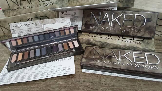 Replika Naked Series dari Urban Decay, Paling Laris Dijual Oleh Online Shop Abal-Abal