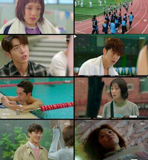 Risultati immagini per drama Weightlifting Fairy Kim Bok Joo episode 02