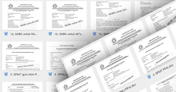 Berkas Persyaratan Sertifikasi Guru PNS, Non PNS dan PPAI