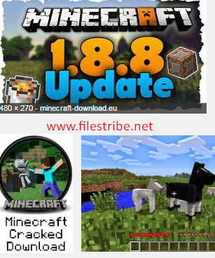 MineCraft Full PC Game Offline Installer For Windows