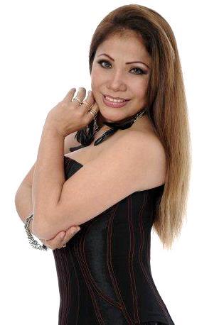 Foto de Marisol sonriendo