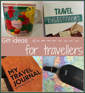 Christmas gift ideas for people who love to travel