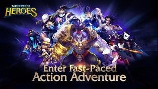 Taichi Panda : Heroes Mod Apk Unlimited Mana + Skill Hack