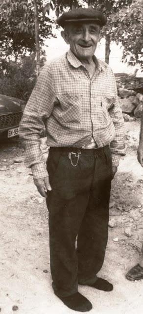 Ο Ανέστης πανευτυχής όταν έφτασε στο χωριό του Καράκαβακ…