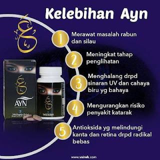 AYN MATA EYECARE SUPPLEMENTS