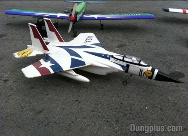hướng dẫn cách tự chế tạo máy bay điều khiển từ xa tại nhà