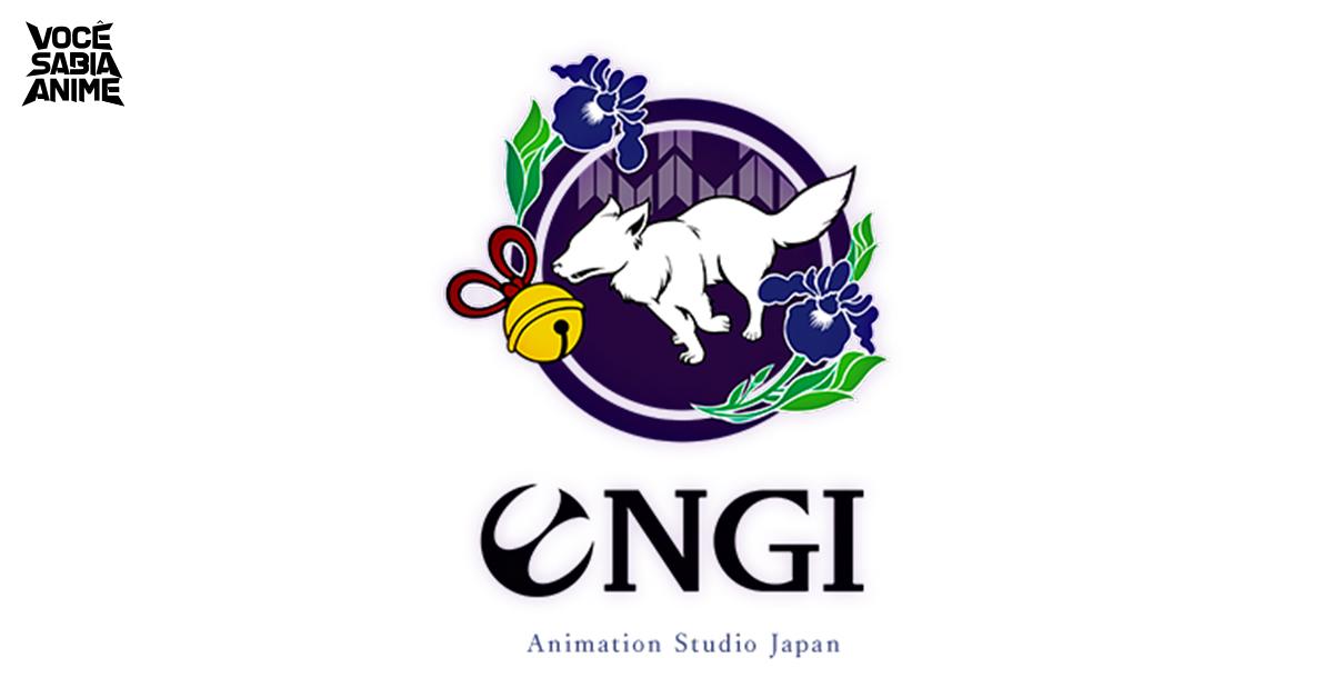 Engi, o novo estúdio de animação da Kadokawa