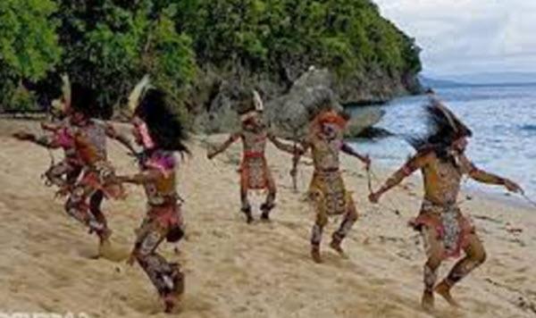 Tari Sajojo Indonesia