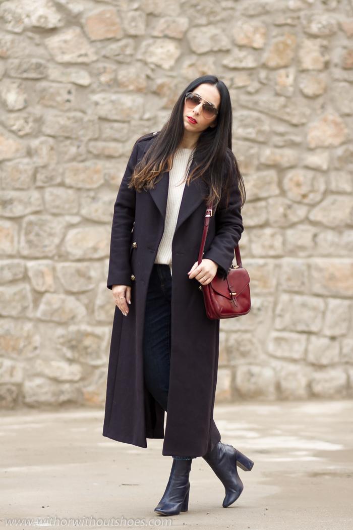 Blogger de moda valenciana con estilo que viste prendas de Zara