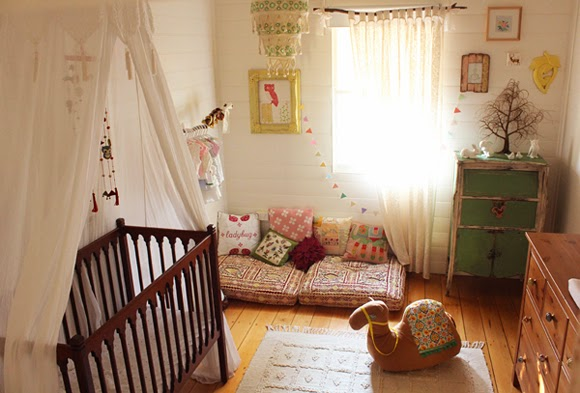 Decorar dormitorio bebé