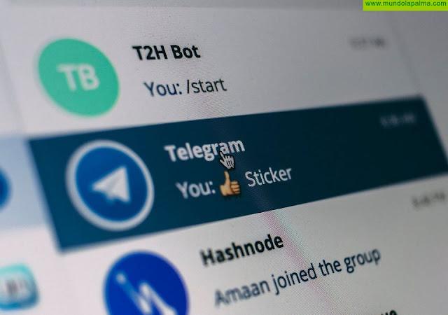 Se organiza por Telegram grupos de voluntarios para la fabricación de material de ayuda y protección contra covid19 en La Palma
