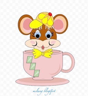 Mouse in the Cup