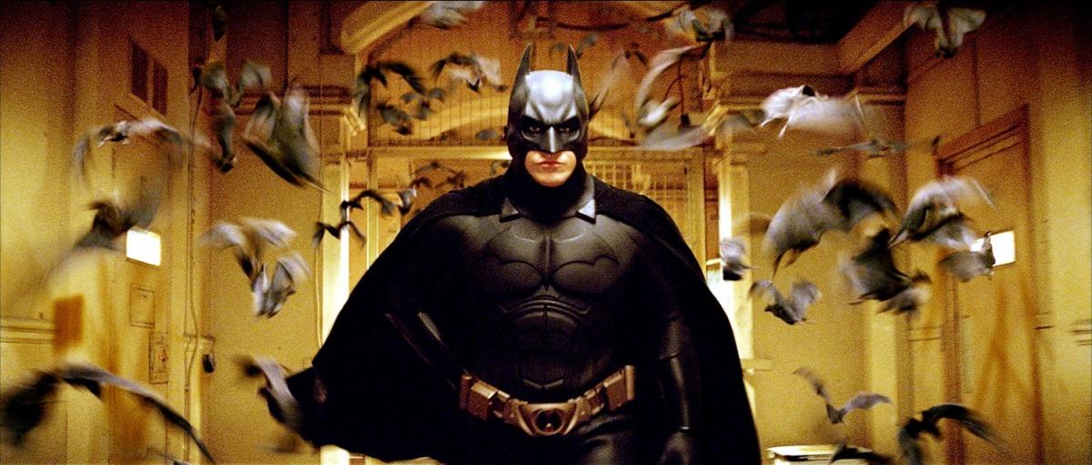 Superman Returns 2006 Vs Batman Begins 2005