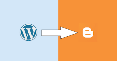 move from wordpress to blogger