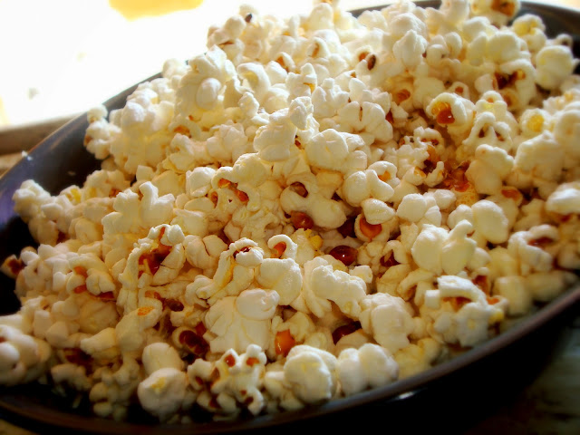 honeycomb crispy popcorn
