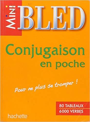 Mini BLED – Conjugaison en poche Pdf