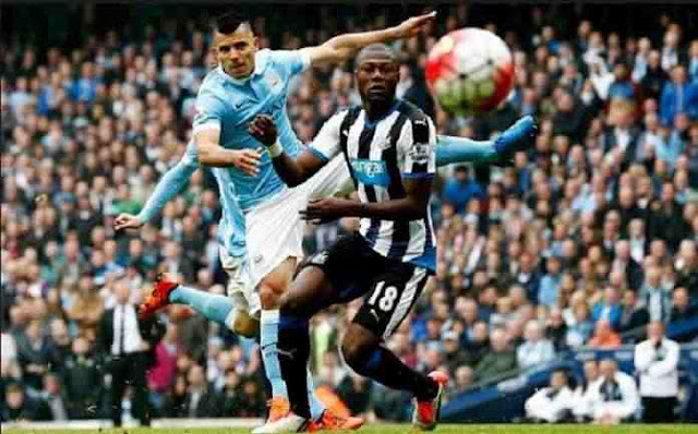 Newcastle United vs Manchester City