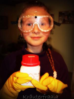 Sicherheitsvorkehrungen im Umgang mit Natriumcabonat-Decahydrat