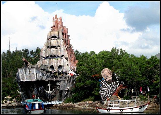 Những điểm du lịch nổi bật tại Nha Trang- Tour 4 Đảo Nha Trang