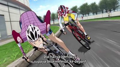Yowamushi Pedal S3: New Generation Episode 7 Subtitle Indonesia