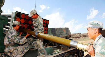 Image result for chinese military heavy artillery