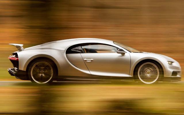 Bugatti Chiron eleito Hyper-Carro do Ano - Evo Magazine