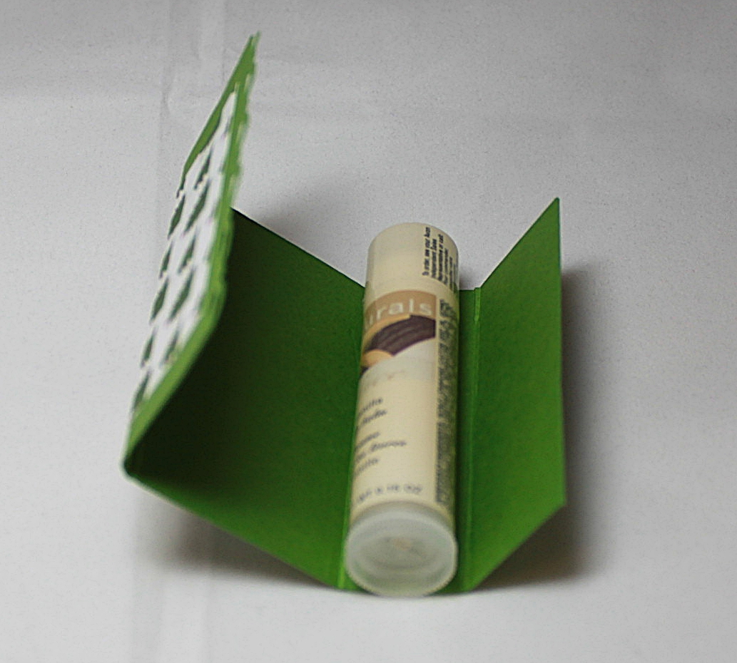 All Stamping World: Lip Gloss Holder Tutorial / Chapstick ...