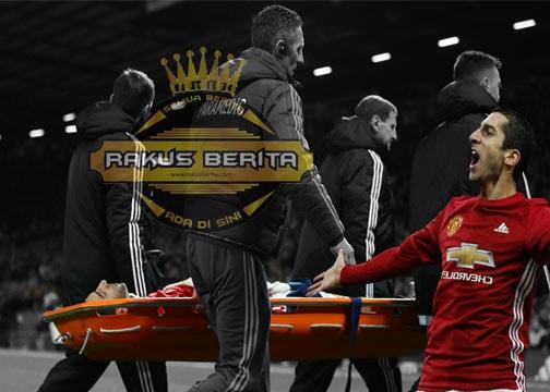 Tombak Baru The Reds Mkhitaryan Tidak Alami Cedera Serius