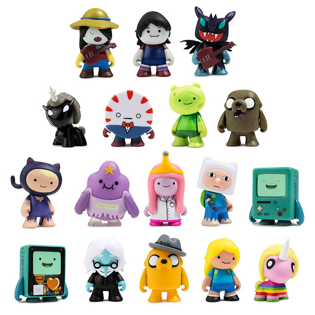Kidrobot Adventure Time Fresh 2 Death Mini Figure Blind Box Series 1