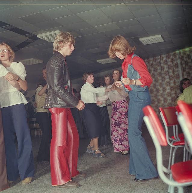 Tahun 1970, Tren Mengenakan Bell Bottom Jeans