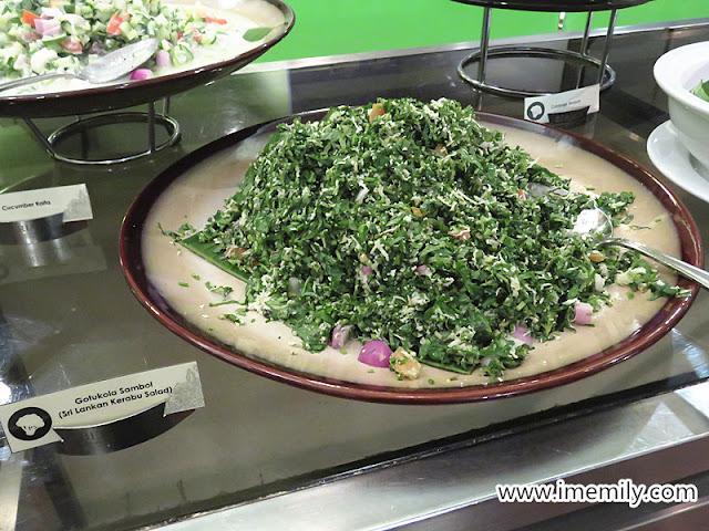 Sri Lankan Kerabu Salad