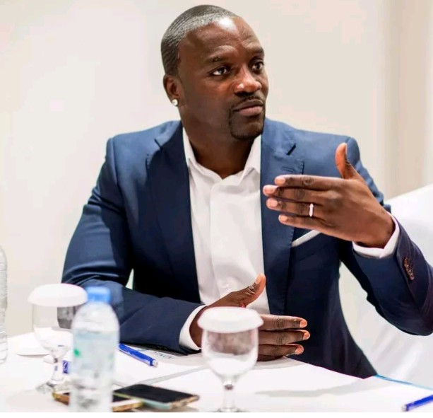 Akon Considers Running For US President In 2020 Against Trump