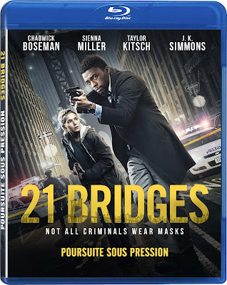 21 Bridges 2019 Eng BRRip 480p 300Mb ESub x264