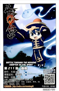 Battle Through the Heavens Chapter 211 Bahasa Indonesia