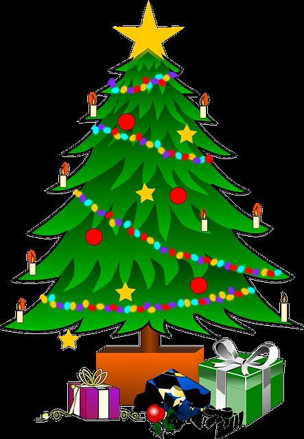 20 Gambar Pohon Natal Png Transparan Full Hd