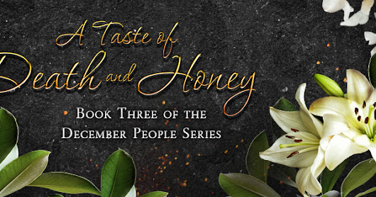 Celebrate the #springequinox with a FREE copy of a Taste of Death and Honey! #GIVEAWAY