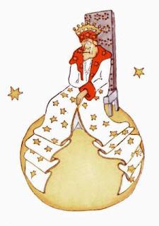 Le Petit Prince et le roi   Chapitre      YouTube Momo  petit prince des bleuets