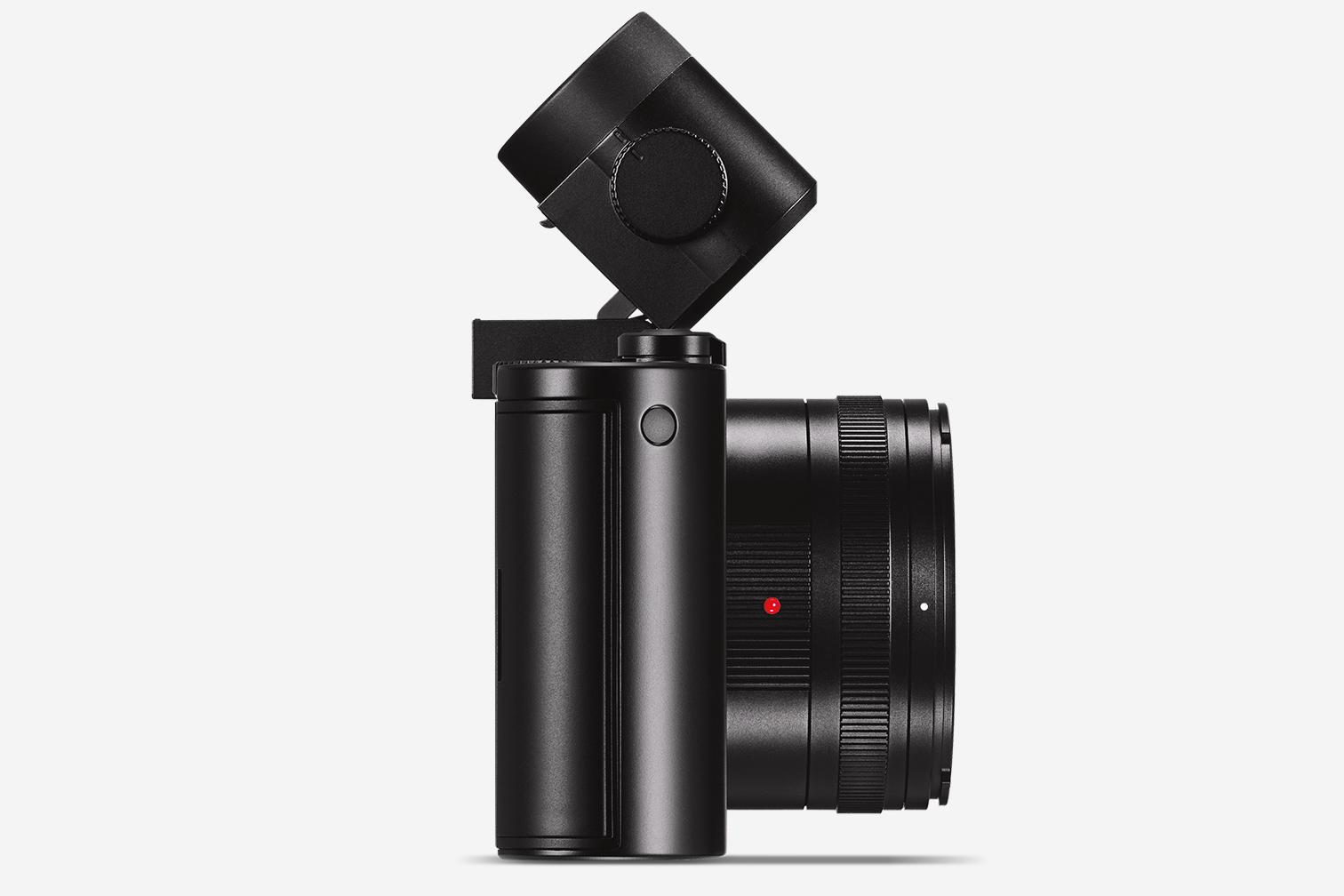 Leica TL2 с видоискателем, вид сбоку