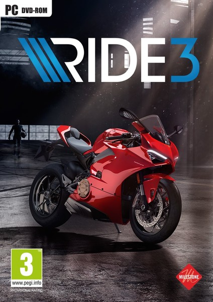 Ride 3 PC Game Cover